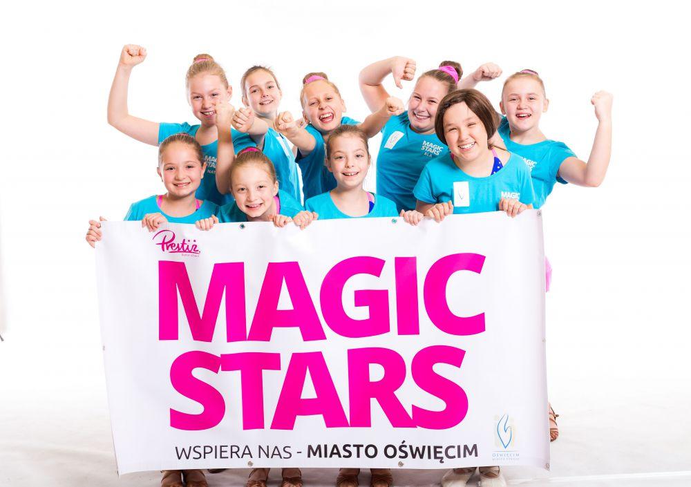 Formacja Magic Stars Prestiż Oświęcim